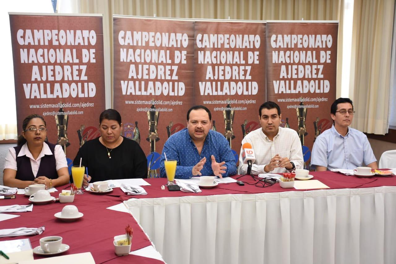 El XVI Campeonato Internacional de Ajedrez Valladolid trae cosas muy positivas
