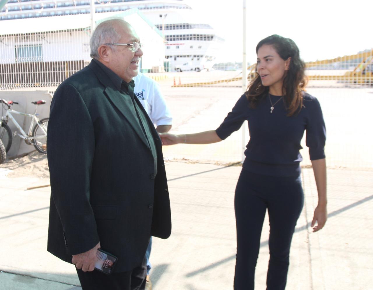 Busca Alcalde recuperar recurso para el dragado del puerto