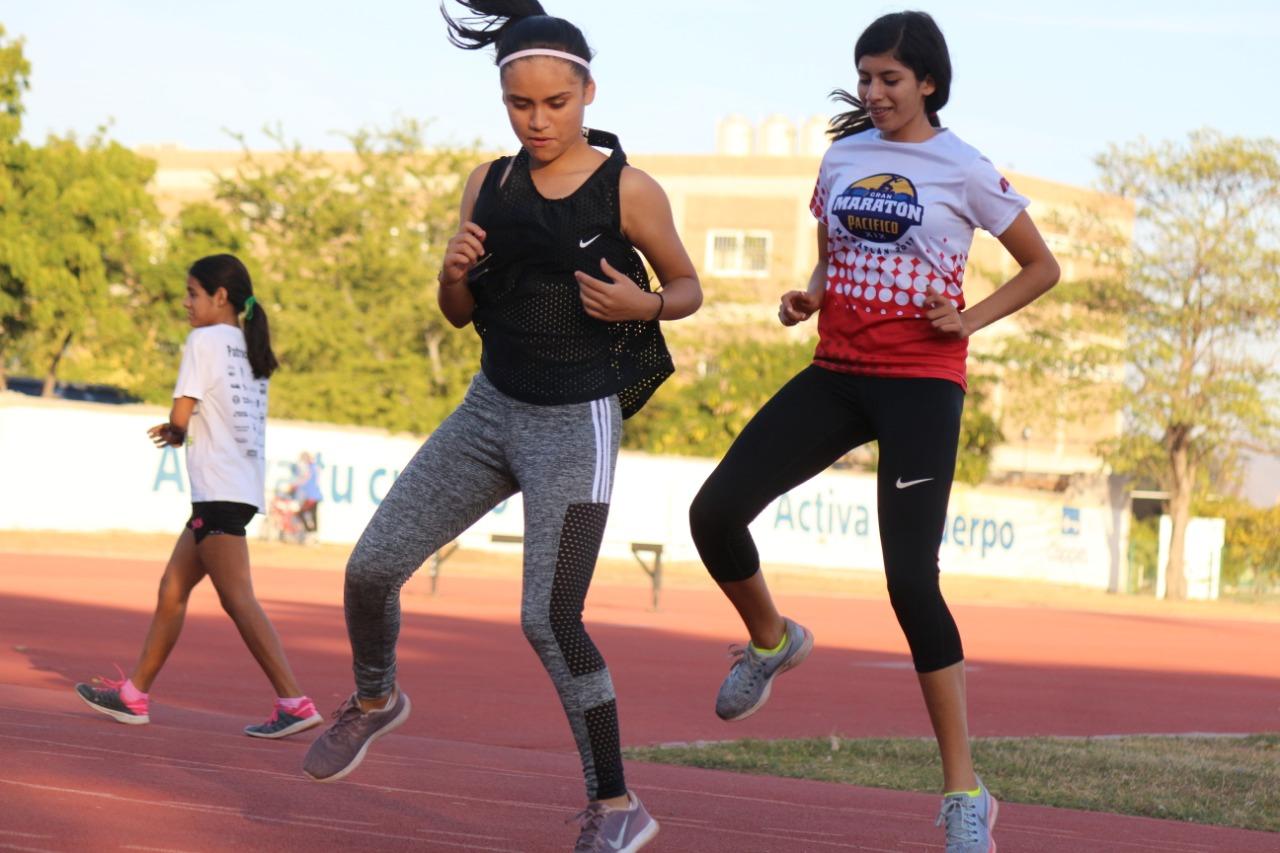 Darán atletas salto de calidad con apoyo del Imdem