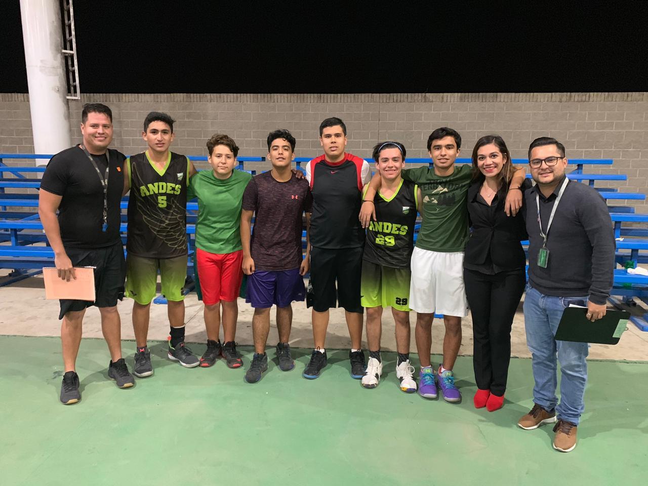 Eligen a seis jugadores del primer Try Out de Baloncesto TecMilenio-Imdem