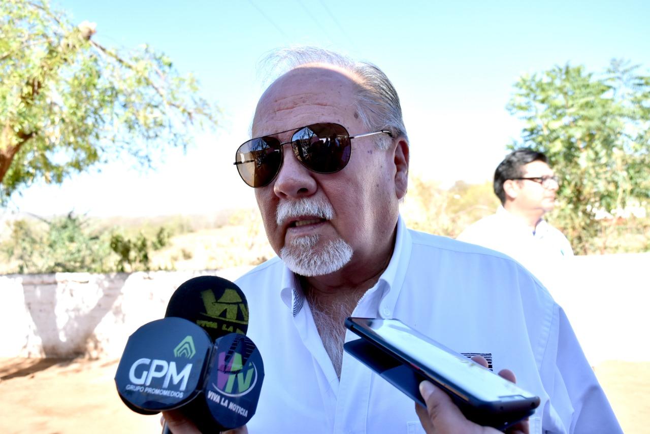 Mazatlán indefenso ante los cortes de energía: Ismael Tiznado Ontiveros