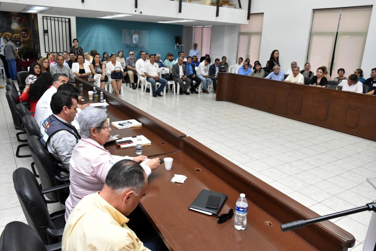 Realizan primera reunión de trabajo del Consejo Consultivo Profesional Ciudadano