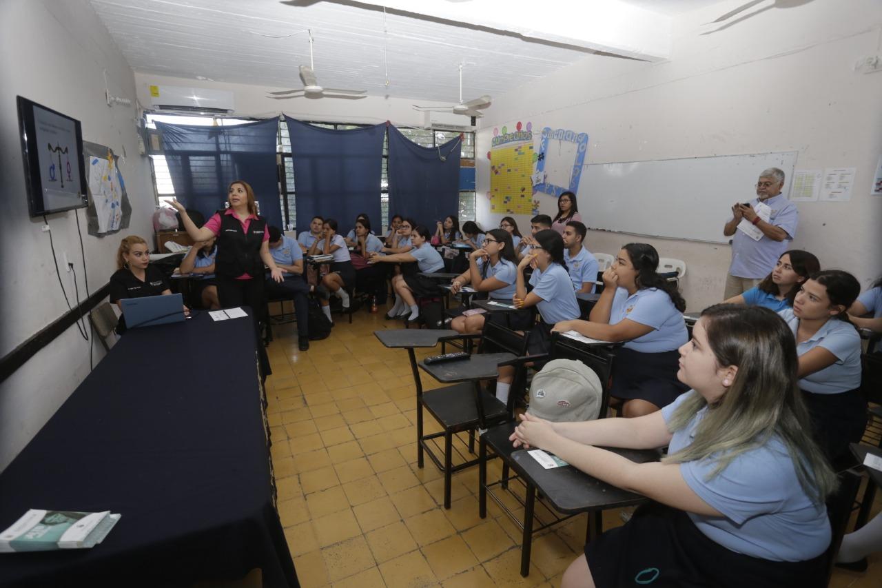 Culmina el Instituto Municipal de las Mujeres semana de concientización contra la violencia de género