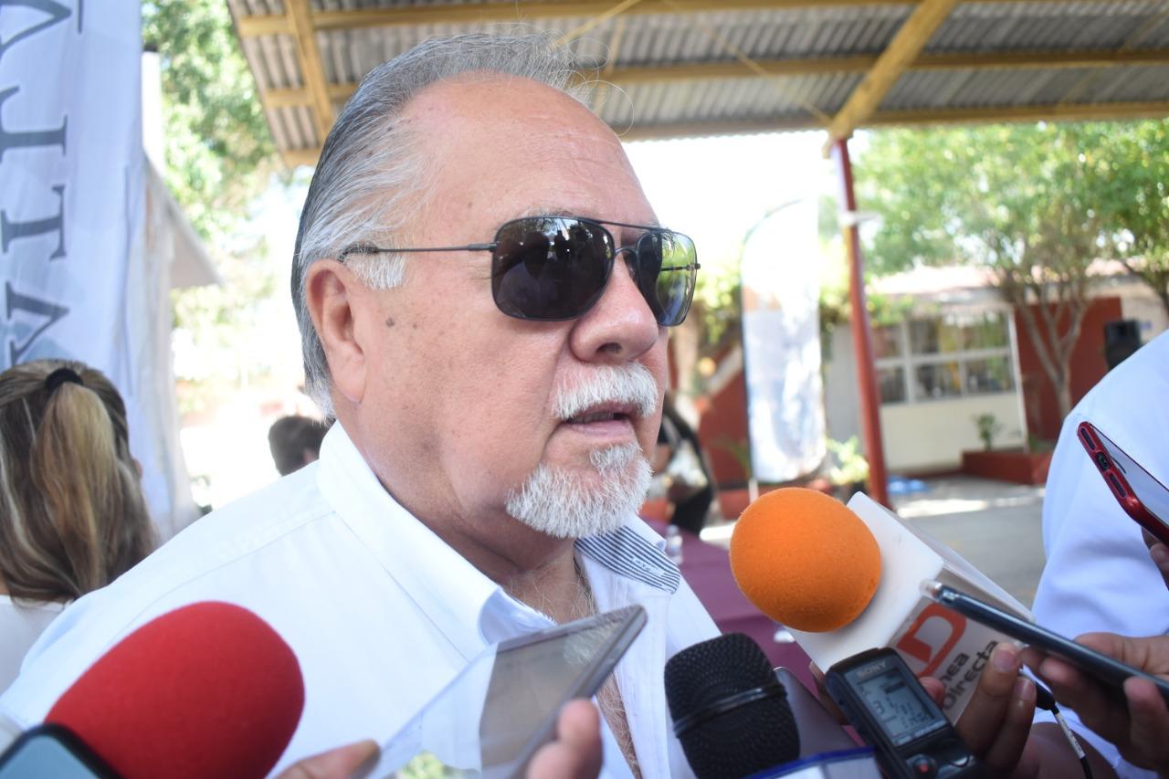 Una realidad, el consumo de agua aumentó: Ismael Tiznado Ontiveros