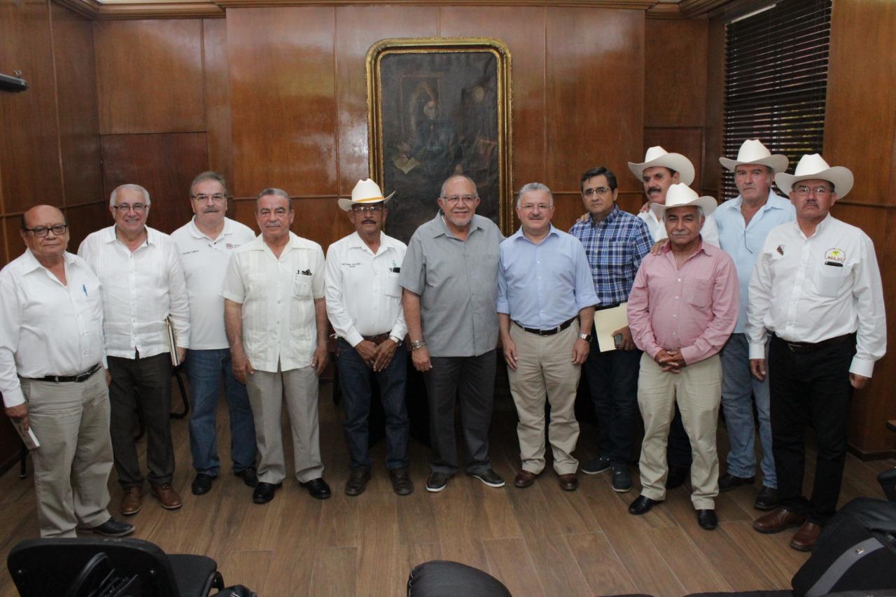 Integran Consejo de Administración del Rastro TIF Mazatlán