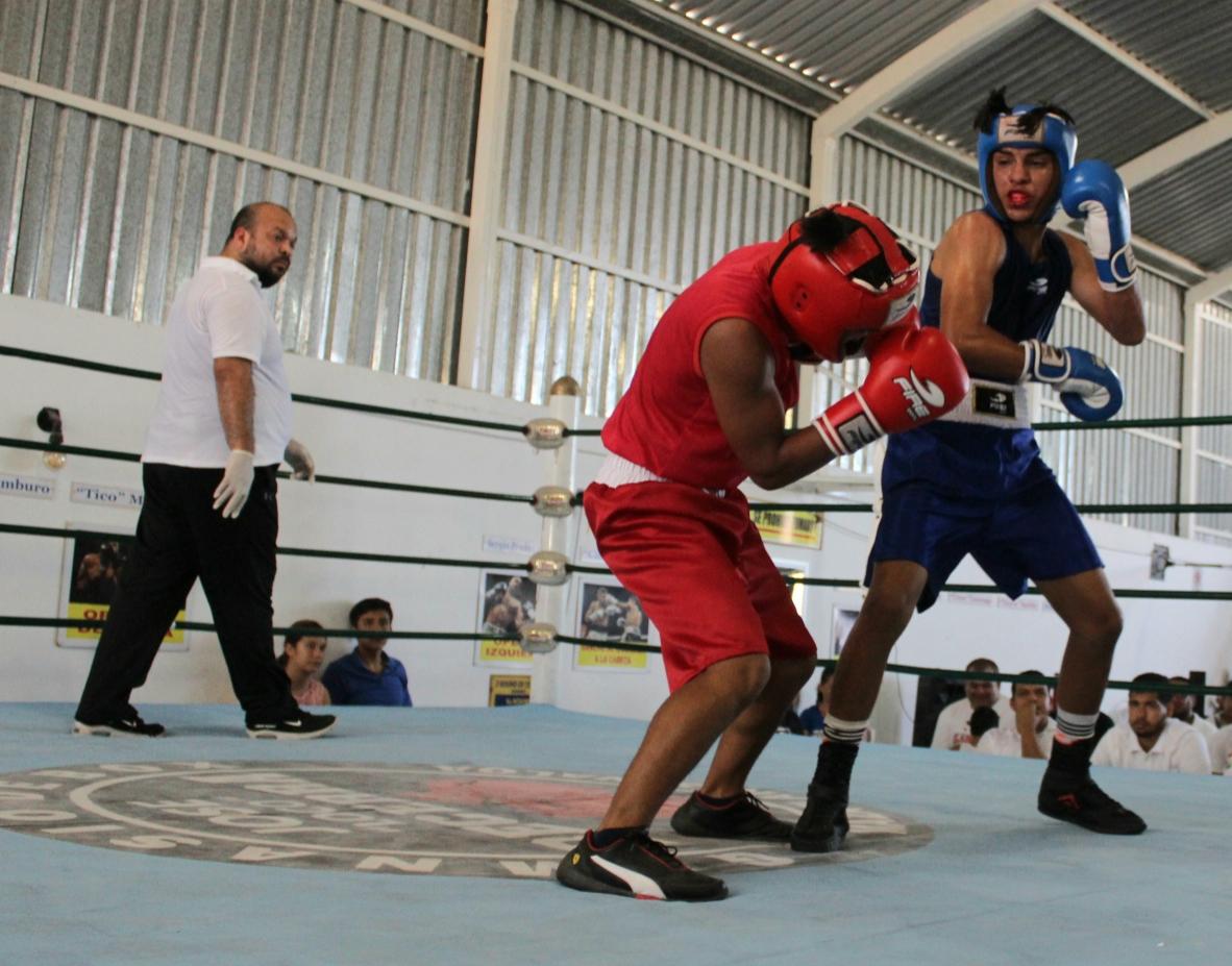 Apoya Imdem fogueo de boxeadores