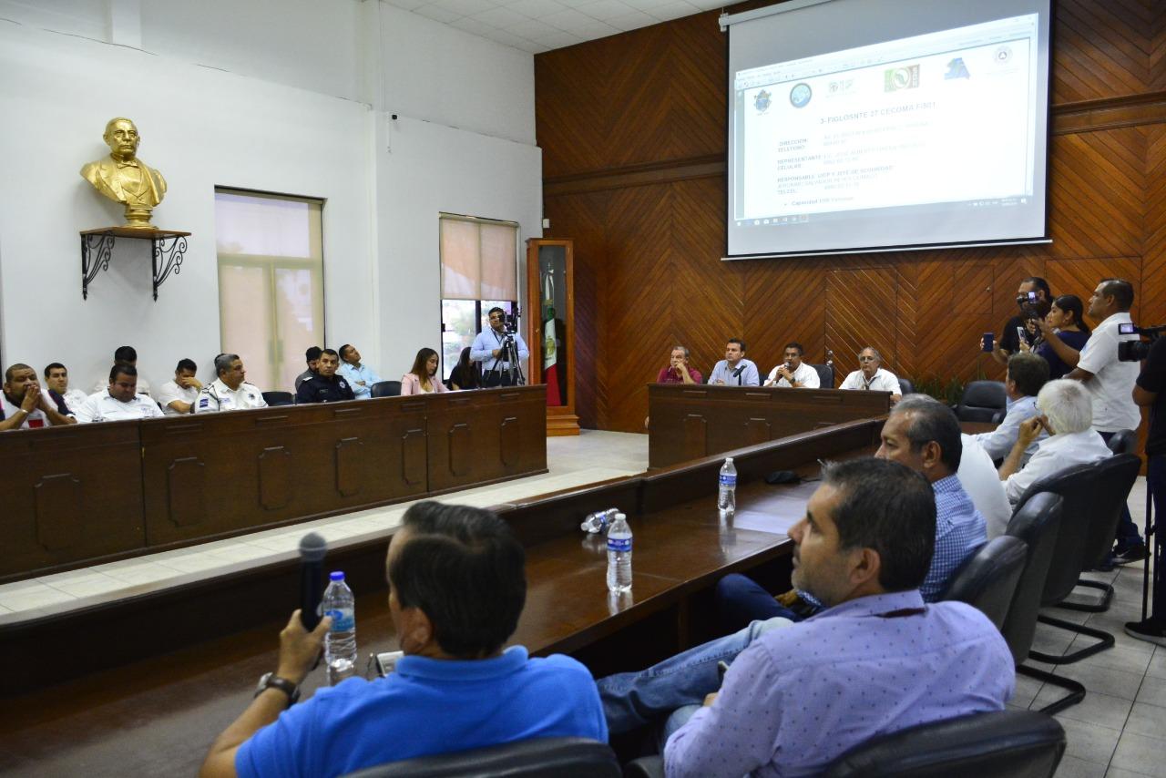 Mazatlán en alerta verde por acercamiento de la Tormenta Tropical Lorena