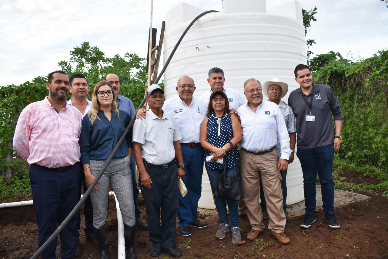 Ayuntamiento de Mazatlán y Jumapam cumplen con un compromiso social más