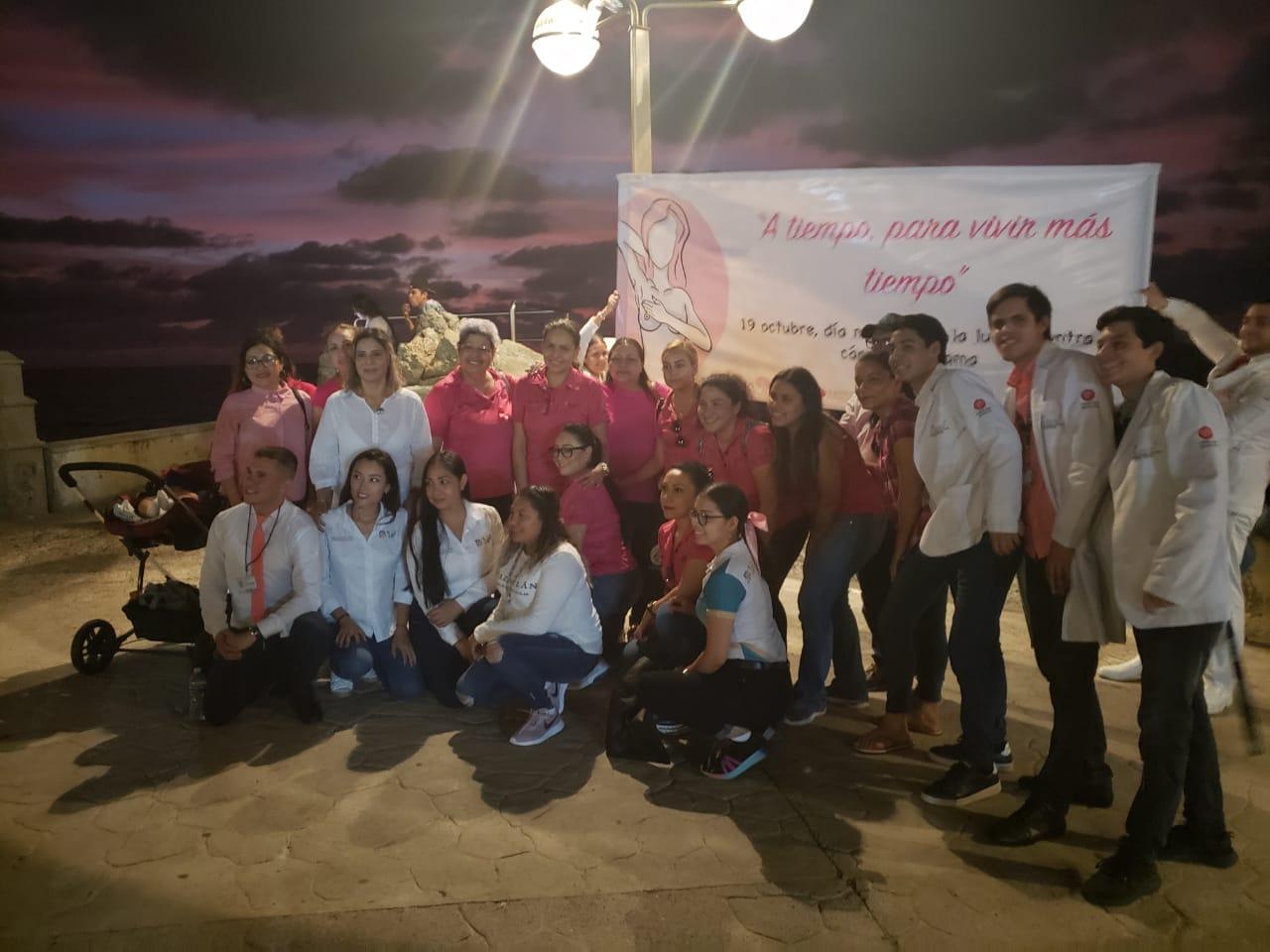 Suman esfuerzos Ayuntamiento y UAD contra el cáncer