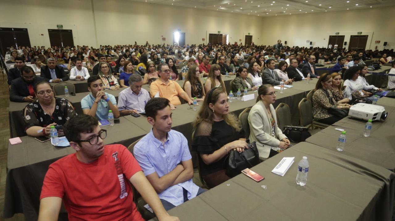 Inauguran en Mazatlán congreso internacional de contaduría pública