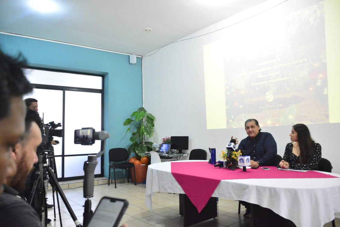 Invita el Gobierno de Mazatlán al encendido de iluminación navideña en la franja costera y el Centro Histórico del puerto