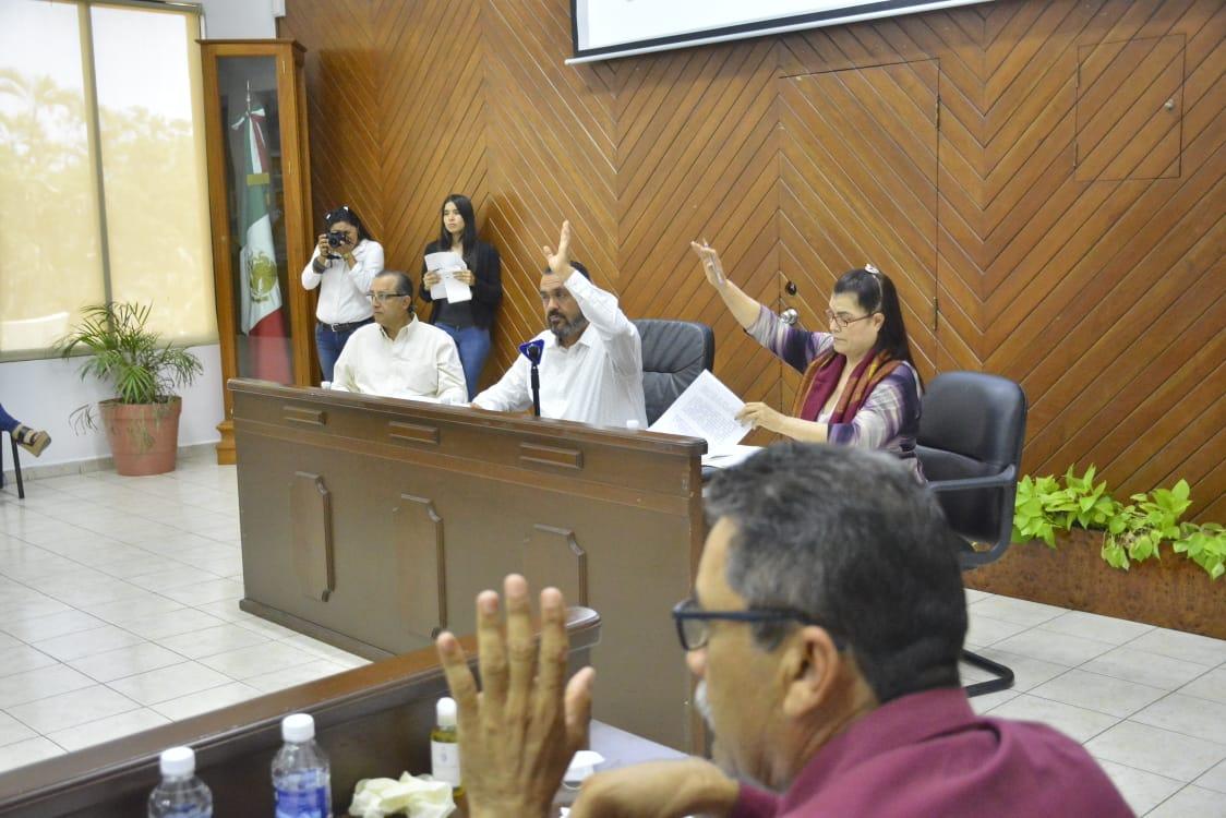 Rechazan suspensión provisional de las sesiones de Cabildo