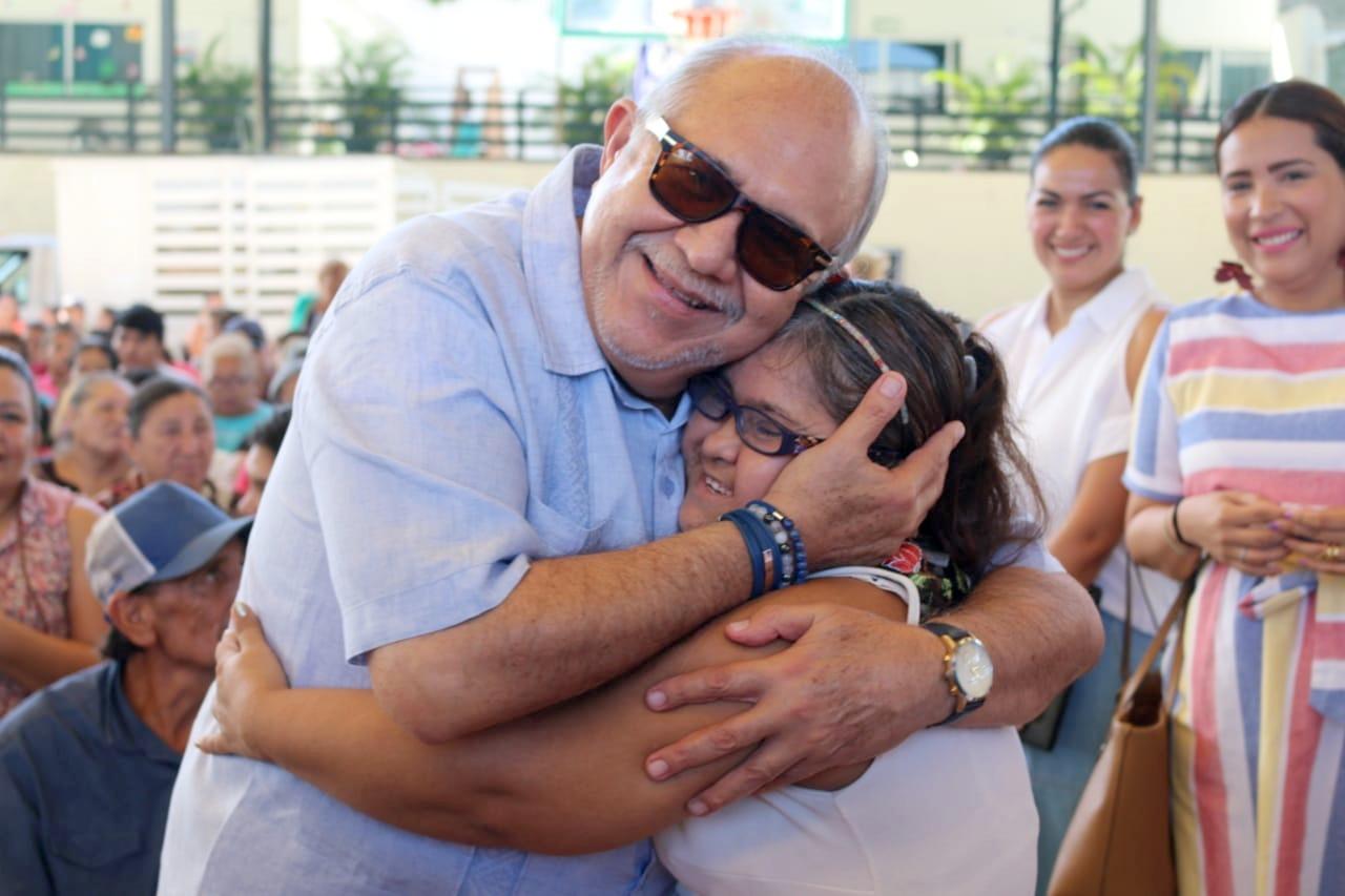 El Alcalde Químico Benítez Torres apoyará con $586 mil pesos a Personas con Discapacidad en vulnerabilidad