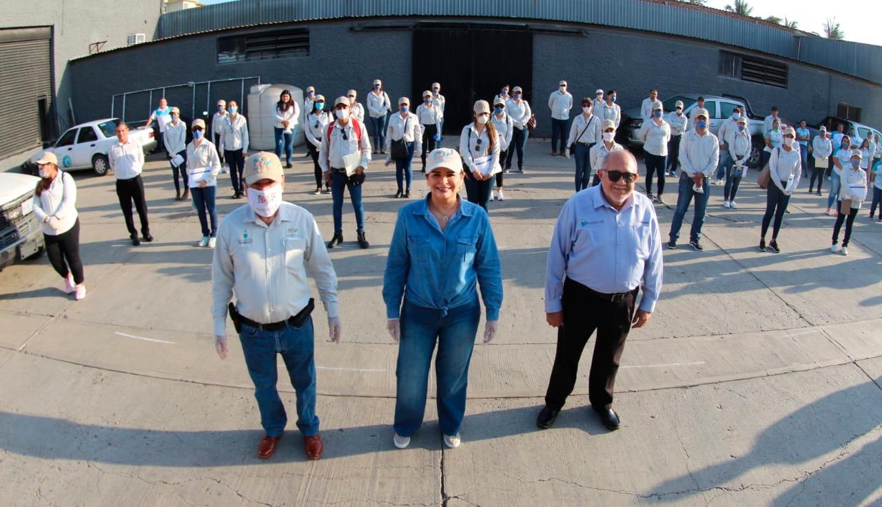 Alcalde Químico Benítez Torres entregó más de $580 mil pesos a Personas con Discapacidad en vulnerabilidad