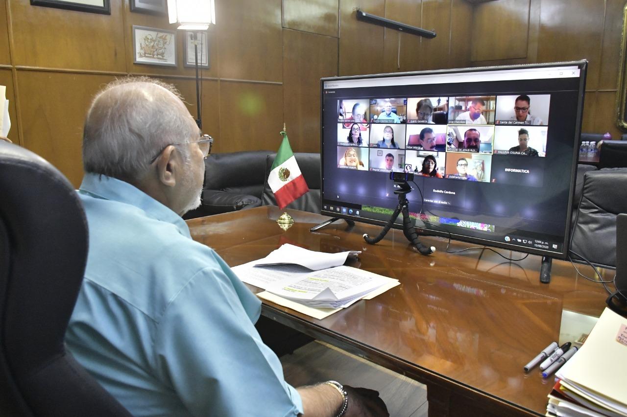 Disminuye la pandemia del covid $22 millones los ingresos del Municipio