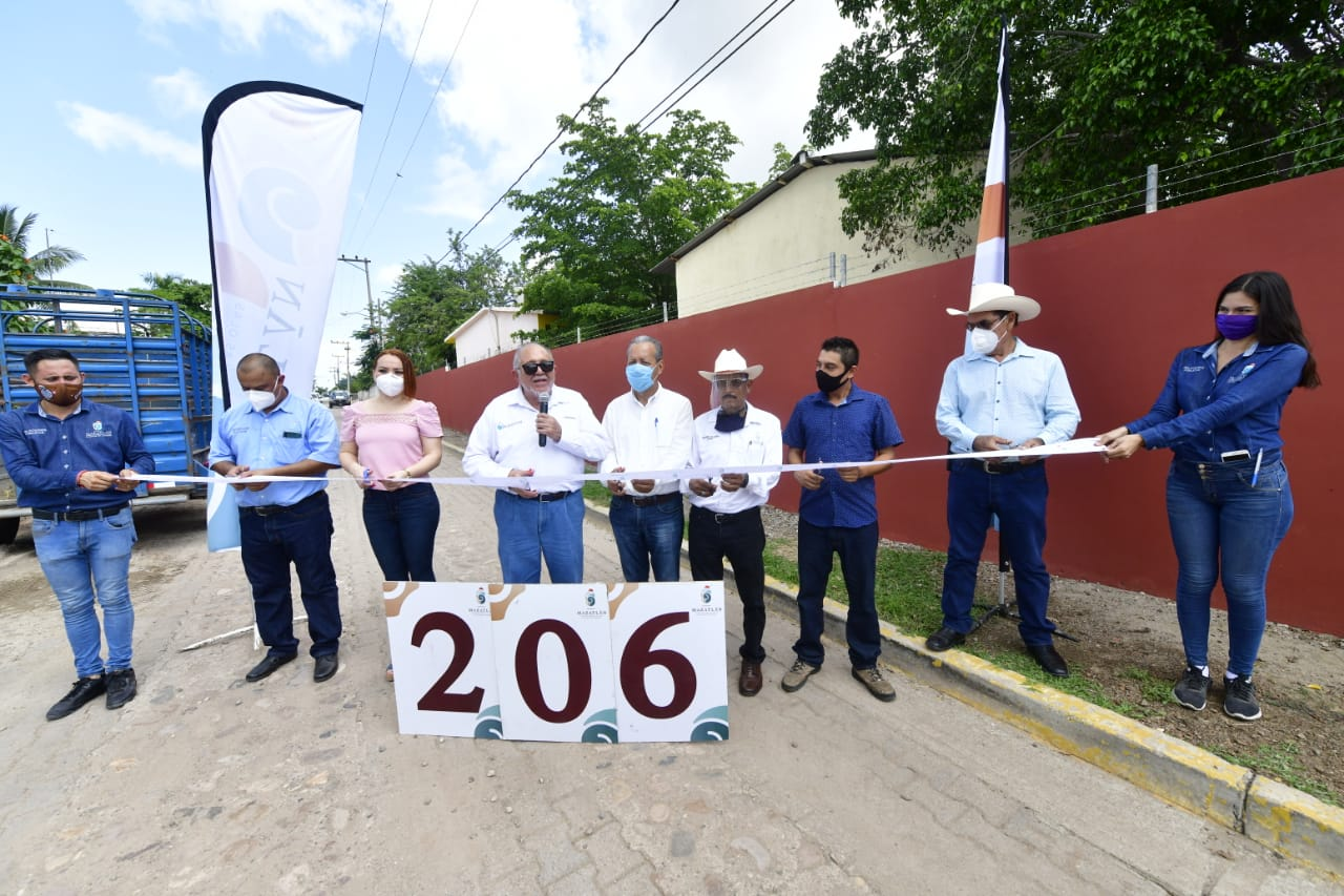 Luego de más de 50 años, tienen agua a través de la llave en El Arenal