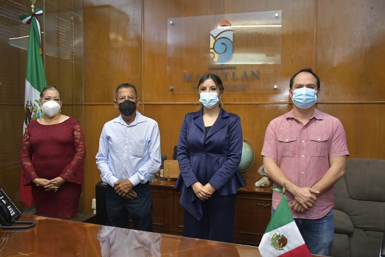 Rinden protesta nueva Síndica Procuradora y tres regidores suplentes de Mazatlán
