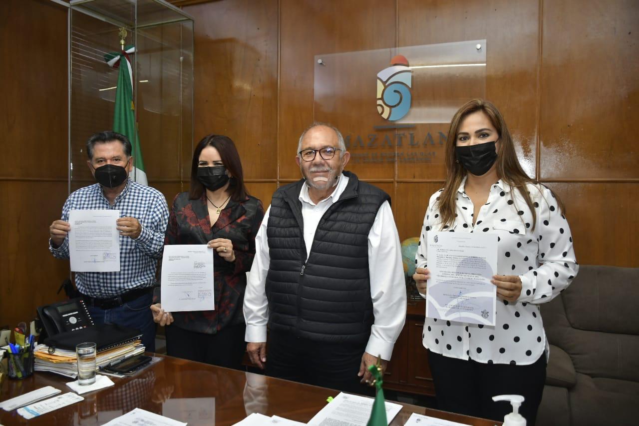 Renuncia Jesús Antonio Ramírez Patiño a Dirección de DIF Mazatlán