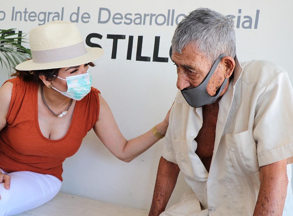 Inician jornadas de servicios de DIF Mazatlán en la zona rural del puerto*