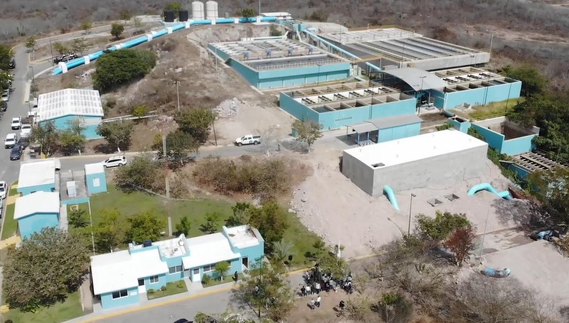 Suspenderá producción Potabilizadora Los Horcones este miércoles