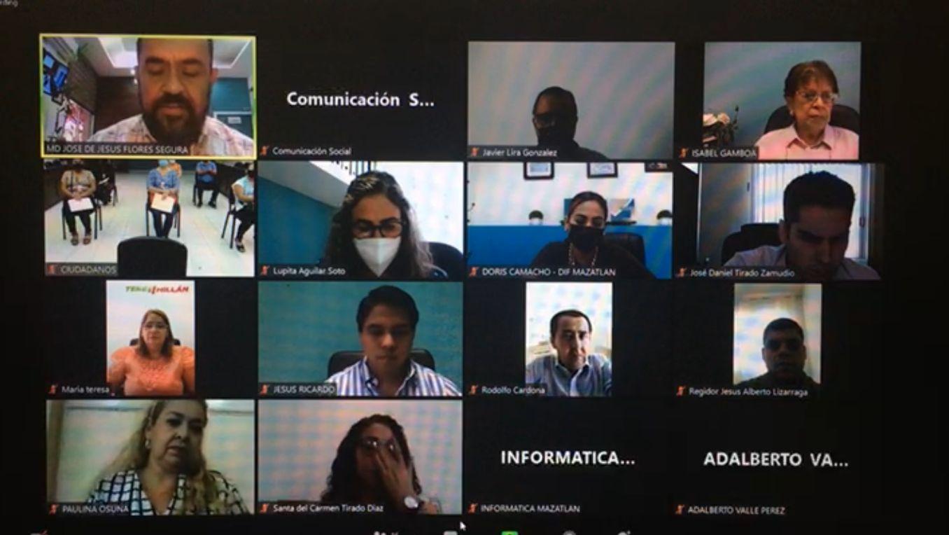 Celebra Gobierno de Mazatlán la última Sesión de Cabildo Abierto