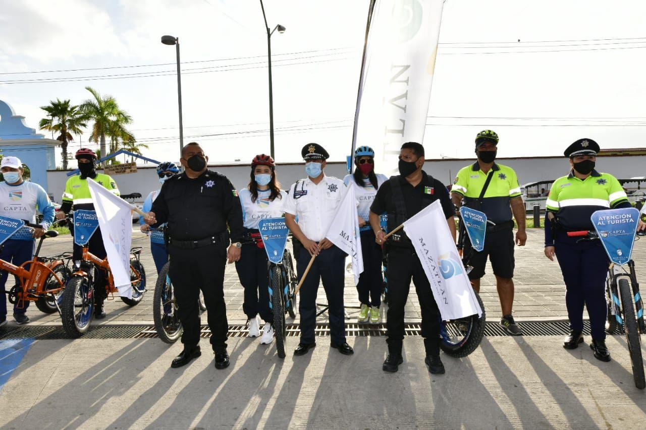 Fortalece Gobierno del Químico proximidad con turismo de cruceros